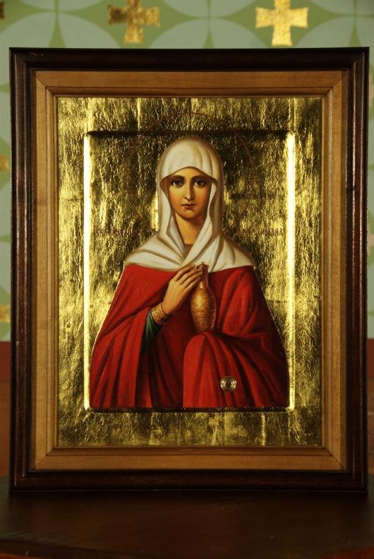 Sfanta Maria Magdalena icoana