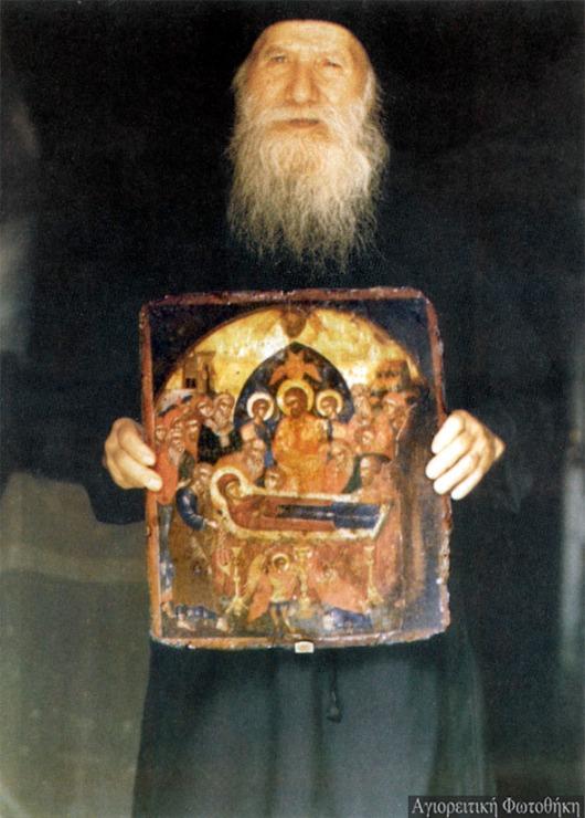 Sfantul Porfirie Cavsocalivitul
