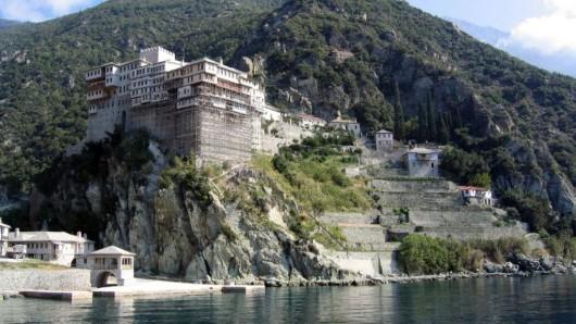 Muntele_Athos 1